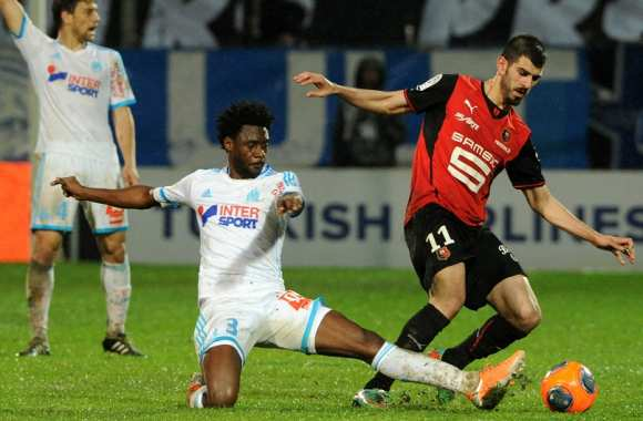 Doucouré abat l'OM