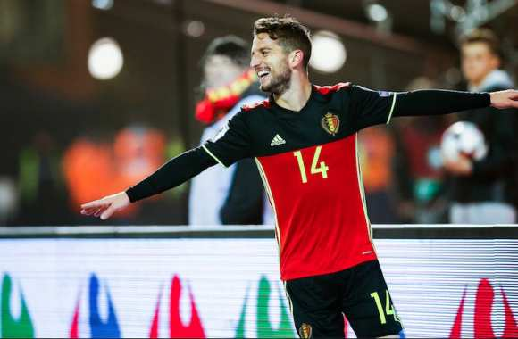 Dries Mertens.
