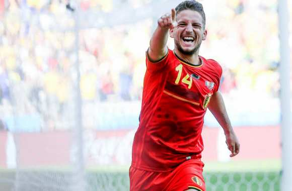 Dries Mertens (Belgique)