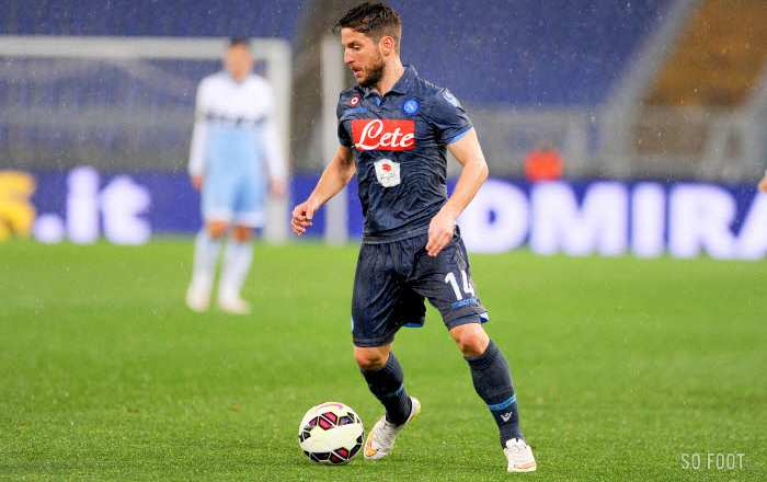 Dries Mertens : Little big man