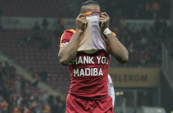 Drogba assume son hommage