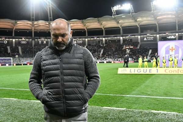 Dupraz, don't look back in Angers