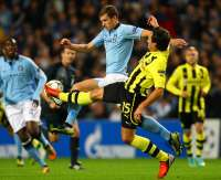 Dzeko direction Dortmund ?