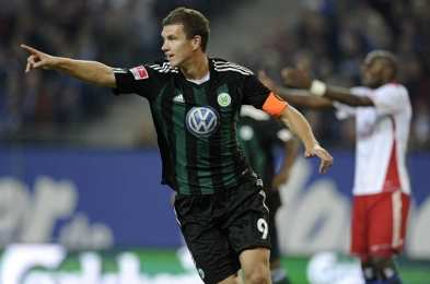 Dzeko direction Turin ?