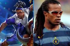 Edgar Davids croque League of Legends