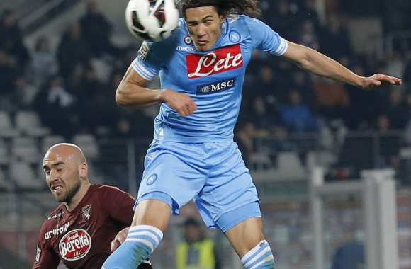 Edinson Cavani (Naples SSC)