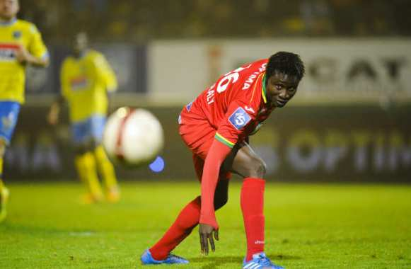 Elimane Coulibaly (Ostende)