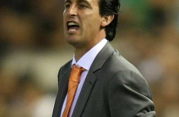 Emery se satisfait de l'Europa League