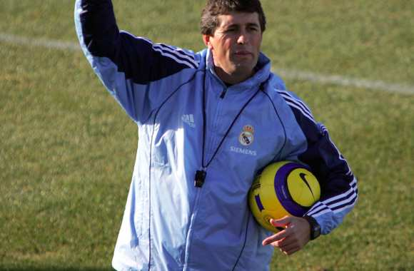 En 2005, à l'époque du Real Madrid
