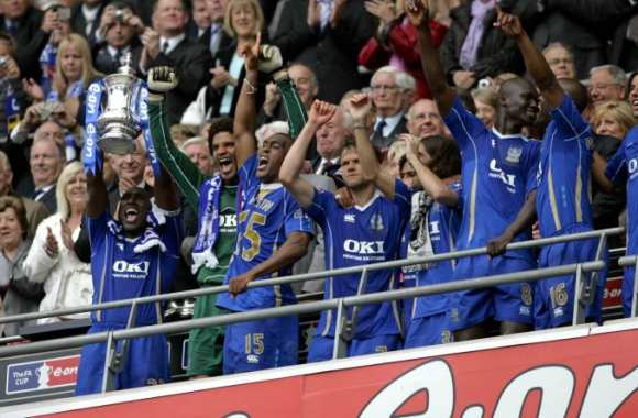 En 2008, Portsmouth remportait la Cup.