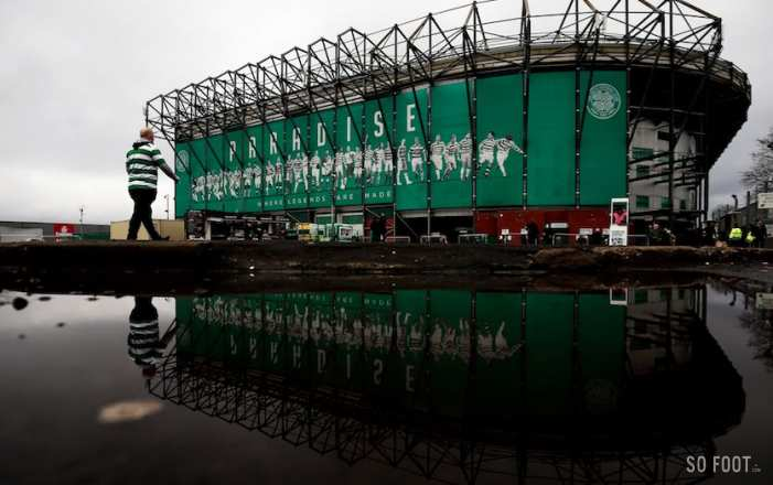 En direct : Celtic - Glasgow Rangers