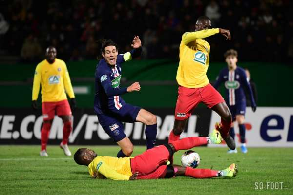 En direct : ESA Linas-Montlhéry - Paris Saint-Germain