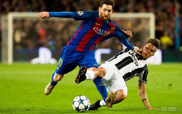 En direct : FC Barcelone - Juventus Turin