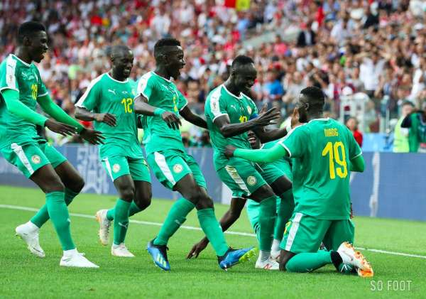 En direct : Japon - Sénégal