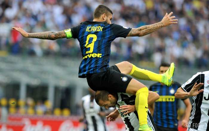 En direct : Juventus Turin - Inter Milan
