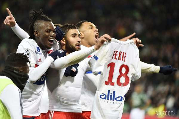 En direct : Lyon - Marseille