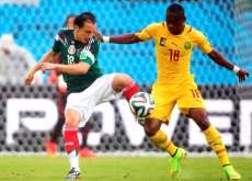 En direct : Mexique - Cameroun (1 - 0)