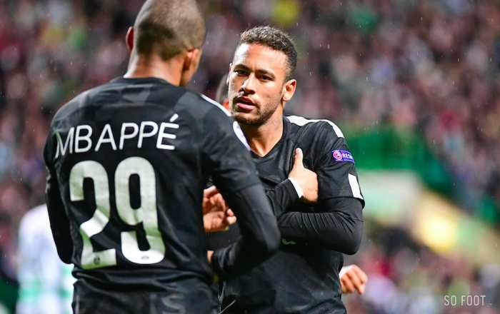 En direct : Paris S-G - Celtic Glasgow