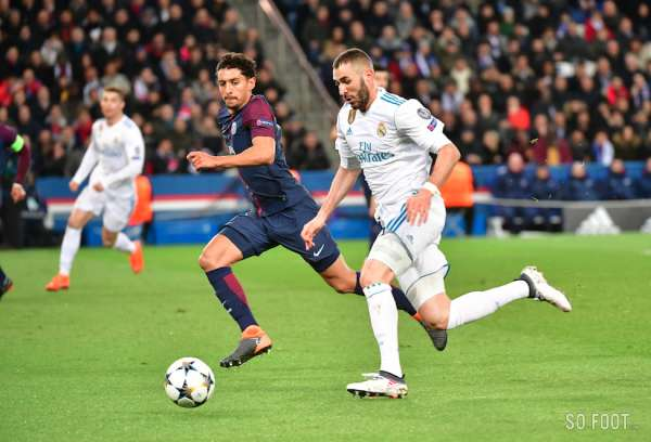 En direct : Paris S-G - Real Madrid