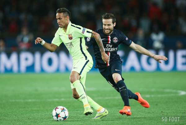 En direct : Paris S-G - Saint-Etienne