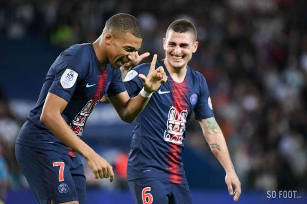 En direct : Paris Saint-Germain - Amiens