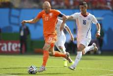 En direct : Pays-Bas - Chili (2 - 0)