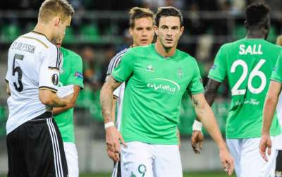 En direct : Rosenborg - Saint-Etienne (0 - 0)