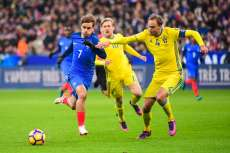 En direct : Suède - France (2 - 1)