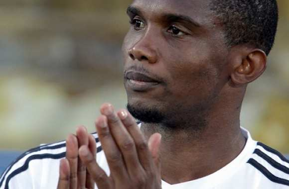 Eto'o, Chuck Berry du foot