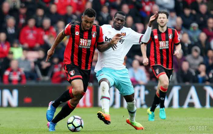 Everton déroule, Joshua King plombe West Ham