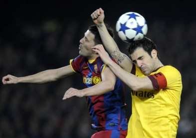 Fabregas plaide coupable