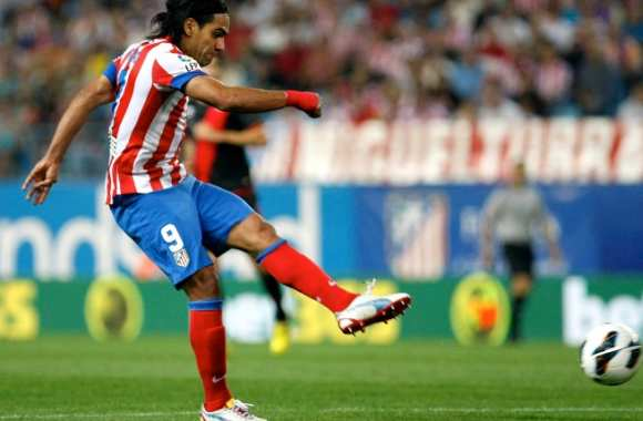 Falcao Ballon d'or selon Simeone