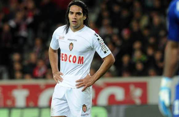 Falcao déçu (AS Monaco)