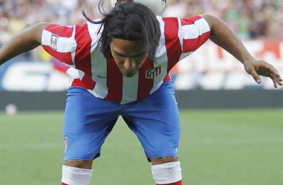 Falcao veut l'Europa League