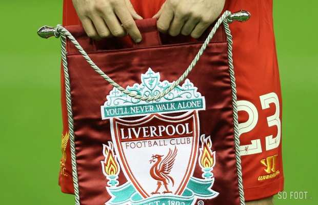 Fanion de Liverpool