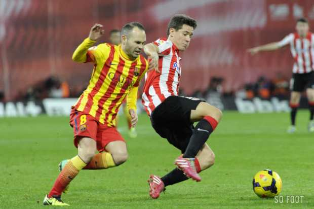 FC Barcelone - Athletic Bilbao en direct sur live.sofoot.com