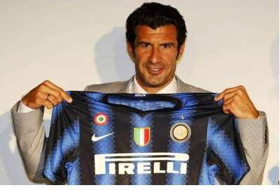 Figo optimiste pour l'Inter