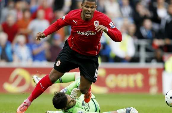 Fraizer Campbell (Cardiff City)