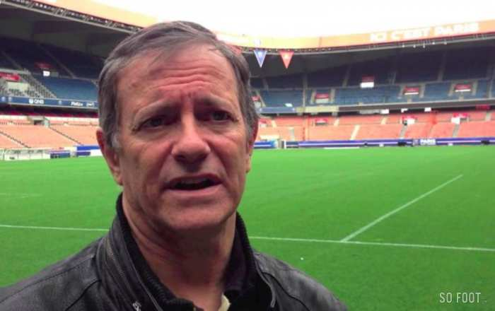 Francis Huster : « Le football me donne le courage de vivre »