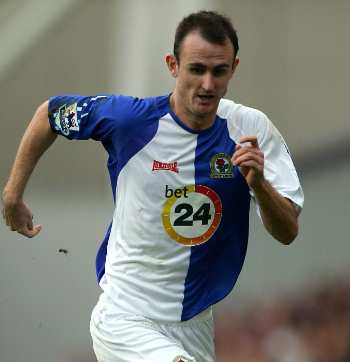 Francis Jeffers, en 2006, avec Blackburn.