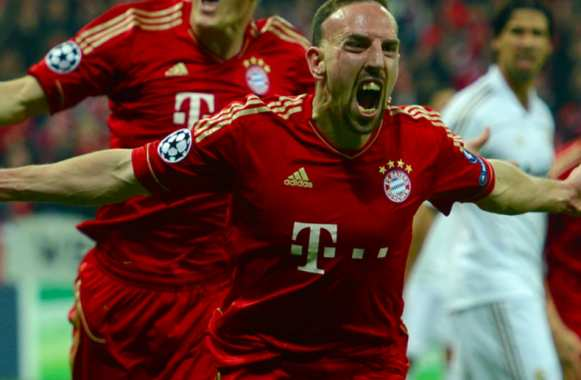 Franck Ribéry (©Getty Images)
