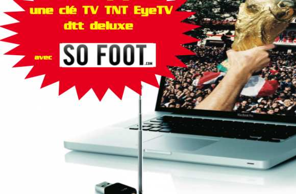 "Gagnants ""Clé TV TNT Eye TV"""