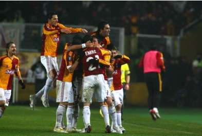 Galatasaray plus fort que les mariages