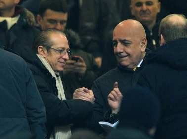 Galliani jaloux