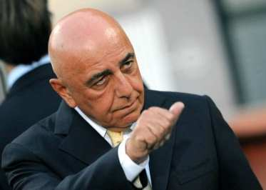 Galliani officialise enfin