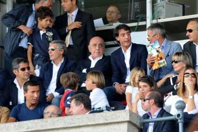 Galliani soutient l'Inter