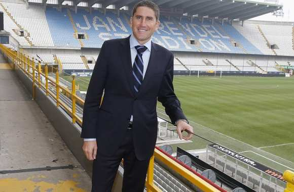 Garrido, le booster brugeois