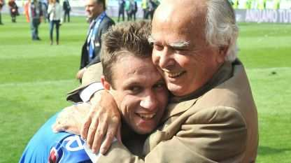 Garrone attend Cassano