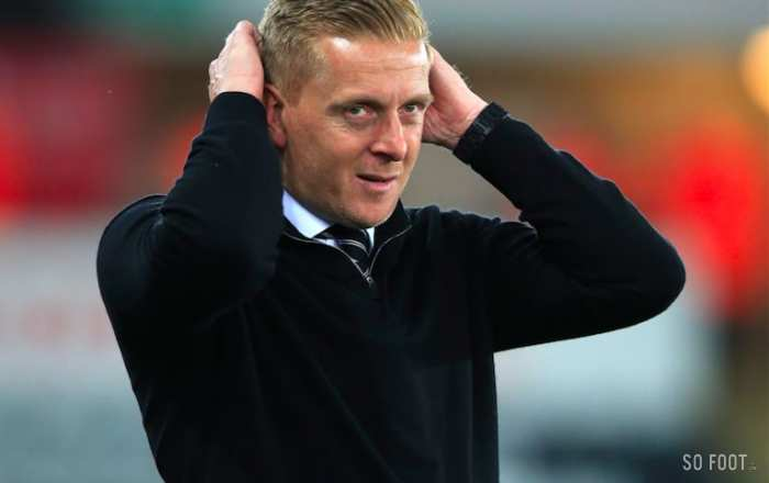 Garry Monk viré de Swansea