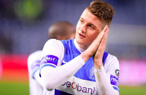 Genk recycle ses vieux maillots